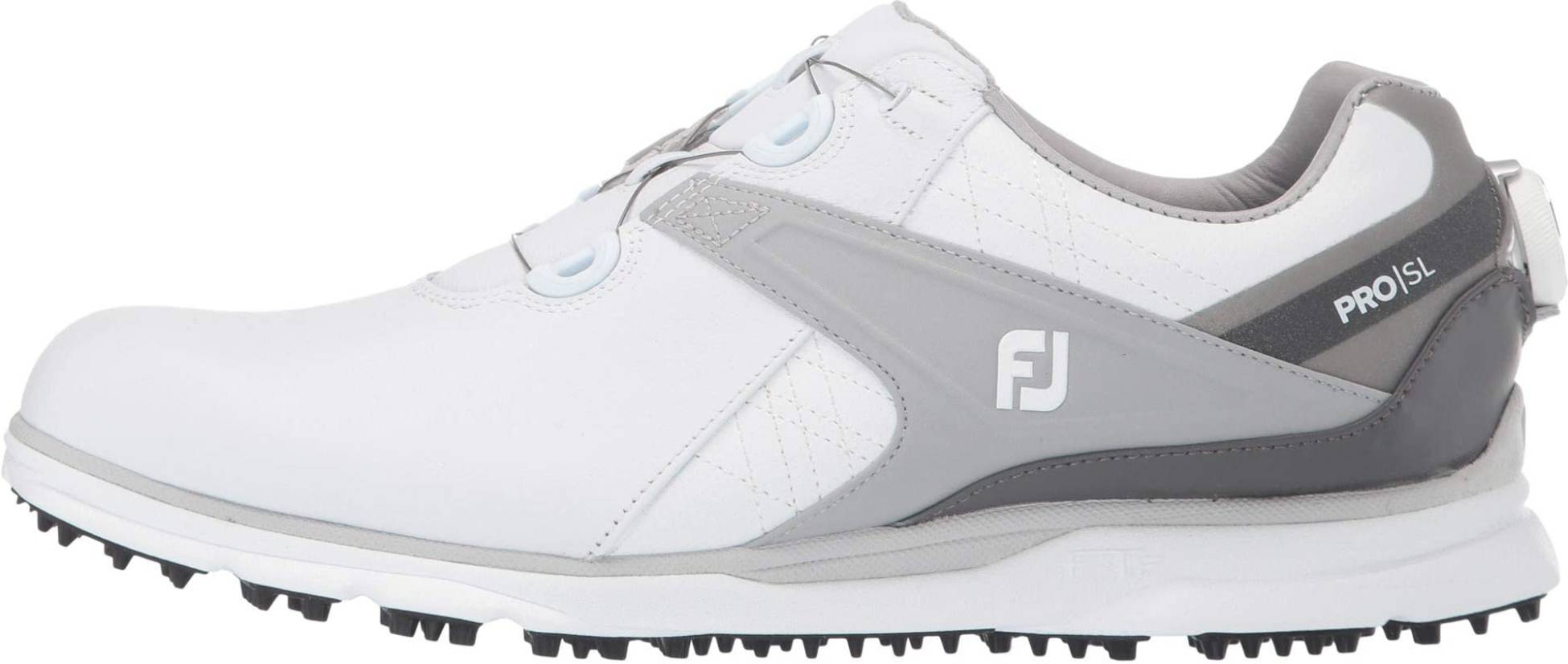 Save 17% on X-wide White Golf Shoes (13