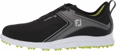 Footjoy Superlites XP - Black/ Lime (58075)