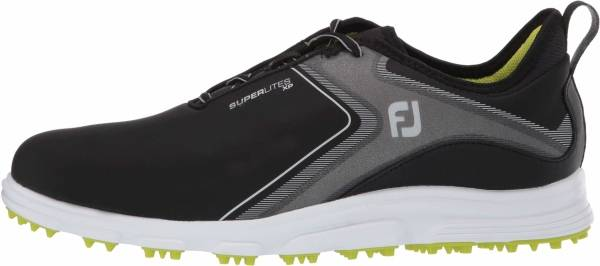 Footjoy Superlites XP - Black/Lime (58075)