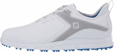 Footjoy Superlites XP - White/ Grey/ Blue (58060)