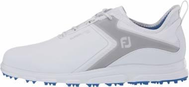 Footjoy Superlites XP - White/Grey/Blue (58060)