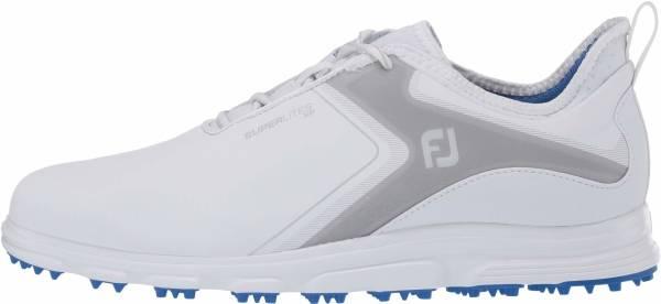 Footjoy Superlites XP - White/ Grey/ Blue (58060)