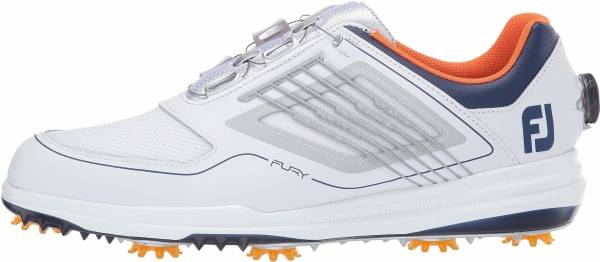 Footjoy Fury BOA - White/Grey/Navy (51105)