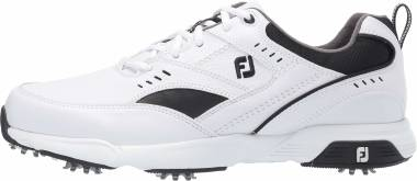 Footjoy Golf Sneaker - White Black (56722)