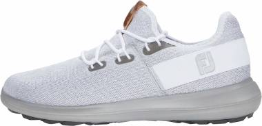 Footjoy Flex Coastal - White Coastal Gris (56130)