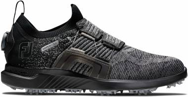 Footjoy Hyperflex BOA - Black/Charcoal/Silver (51087)