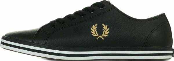 Fred Perry Kingston Leather - Black (B7163102)