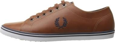 Fred Perry Kingston Leather - Tan