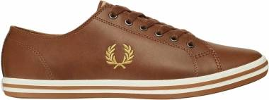 Fred Perry Kingston Leather - Brown (B7163448)