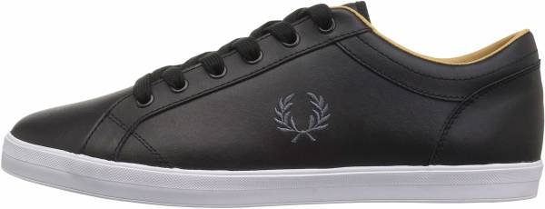 Perry Fred Baseline Fred Perry Leather Baseline CoedWEQrxB
