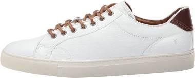 Frye Walker Low Lace - White (13123742)