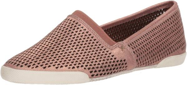 Frye Melanie Slip On Rose Gold