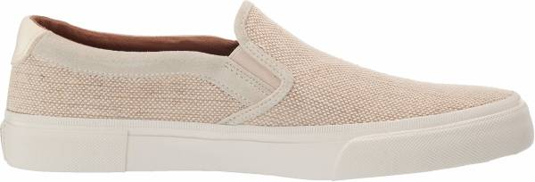 Frye Ludlow Slip On - Off White