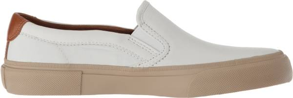 Frye Ludlow Slip On - White (81286100)