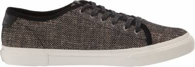 Frye Gia Canvas Low Lace - Black/Multi (70061109)