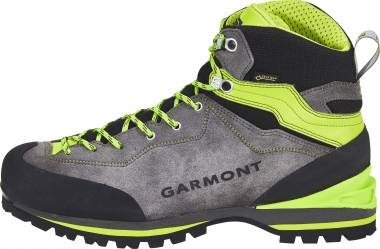 Garmont Ascent GTX Anthracite / Green Men