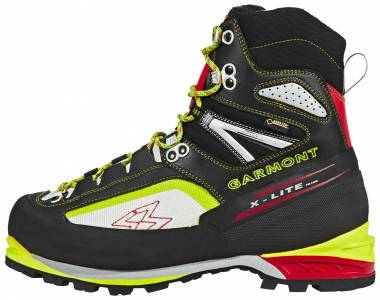 Garmont Icon Plus GTX Black/Acid Green Men
