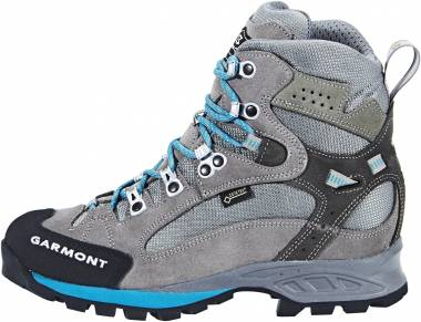 Garmont Rambler GTX - Warm Grey Aqua Blue
