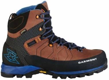 Garmont Toubkal GTX - Dark Brown Blue (441012211)