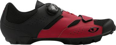 Giro Cylinder - Dark Red/Black 20