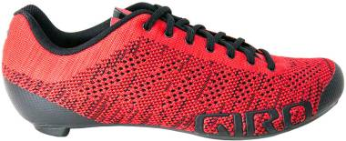 Giro Empire E70 Knit - Bright Red/Dark Red