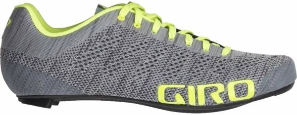 Giro Empire E70 Knit - Grey/Yellow 20