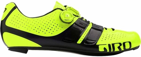 Giro Factor Techlace - Multicolore Highlight Yellow Bla 000 (70902)