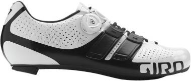 Giro Factor Techlace - White/Black