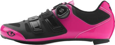 Giro Raes Techlace - BRIGHT PINK BLACK