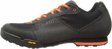 Giro Rumble VR - Black/Glowing Red (GISRUVB)