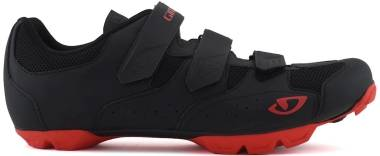 Giro Carbide R II - Black / Red (70958)
