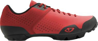 Giro Privateer Lace - bright red/dark red (ZAPATILLA)