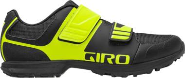Giro Berm - Black Citron Green (71108)