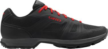 Giro Gauge - Black/Bright Red 20
