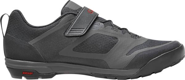 Giro Ventana Fastlace - Black/Dark Shadow 20 (71109)