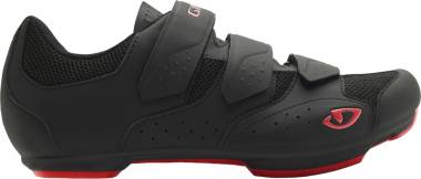 Giro Rev - Black/Bright Red (ZAPATILLA)