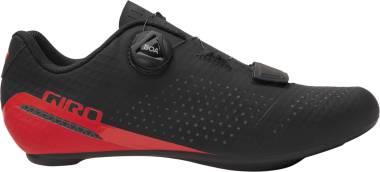 Giro Cadet - Black Bright Red (71261)
