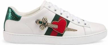Gucci Ace Leather Embroidered - gucci-ace-leather-embroidered-7dd8