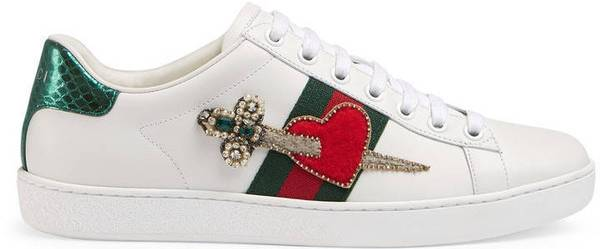eb8a3f68202 12 Reasons to NOT to Buy Gucci Ace Leather Embroidered (May 2019 ...