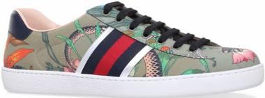 Gucci Flora Snake Sneaker - gucci-flora-snake-sneaker-69ed
