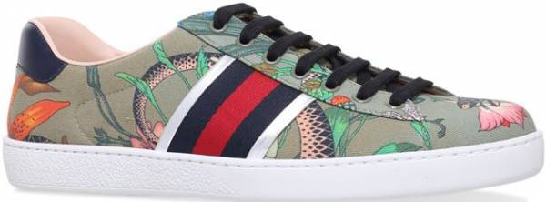 843f1a0a7d7 9 Reasons to NOT to Buy Gucci Flora Snake Sneaker (May 2019)