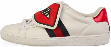Gucci Ace Sneaker with Removable Patches - gucci-ace-sneaker-with-removable-patches-d9cd