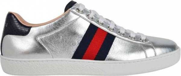 17fdc58eb 9 Reasons to/NOT to Buy Gucci Ace Metallic (Jul 2019) | RunRepeat