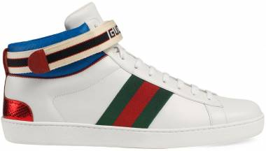 Gucci Stripe Ace High Top - gucci-stripe-ace-high-top-ea54