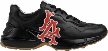 Gucci Rhyton Sneaker with LA Angels - gucci-rhyton-sneaker-with-la-angels-6058