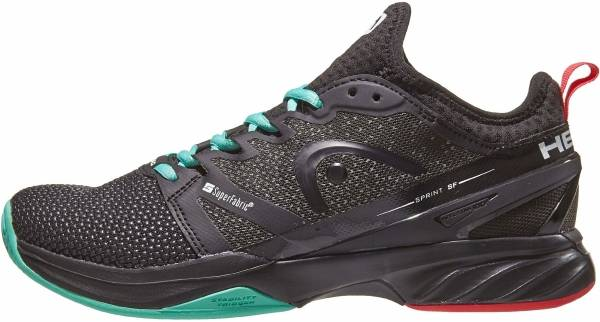 Head Sprint SF - Black/Teal
