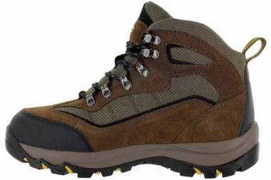 Hi-Tec Skamania Mid WP - Brown/Gold