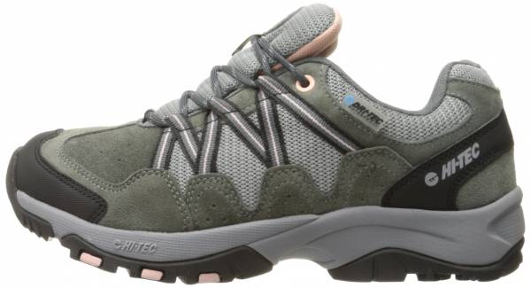 Hi-Tec Florence Low WP Charcoal/Blush