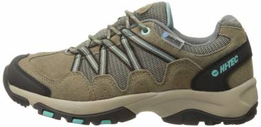 Hi-Tec Florence Low WP - Taupe/Mint (24100)