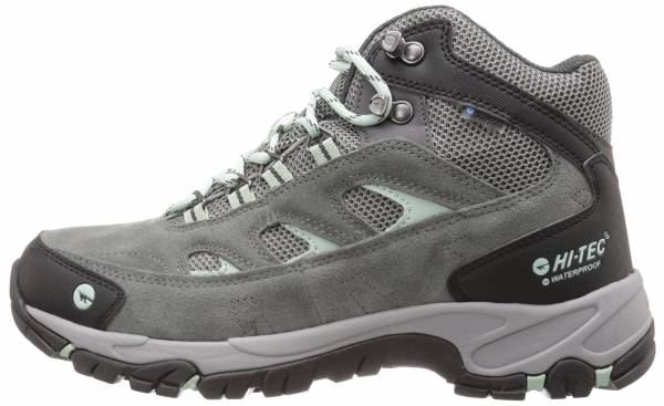 Hi-Tec Logan Mid WP - Charcoal/Cool Grey/Lichen (22052)